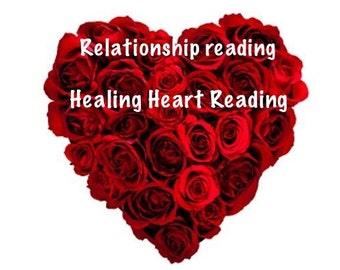 Healing Heart- relationship