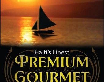Haitian Delight, Mountain Grown Organic, Coffee. 10oz