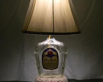 1Lt Crown Royal Lamp