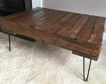 MOVING SALE! Pallet Coffee Table