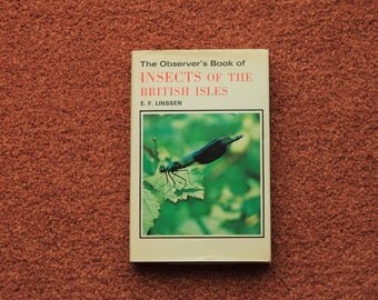 The Observer's Book of Insects of the British Isles