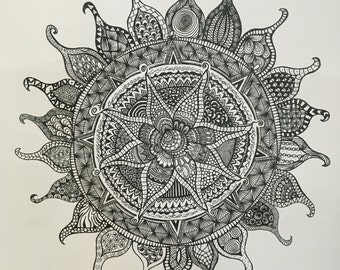 Mandala by KK