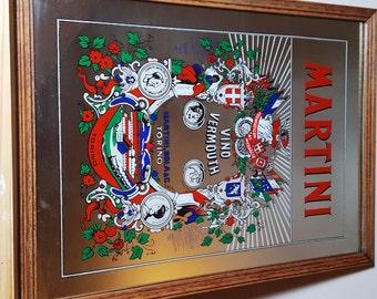 Martini Mirror Picture