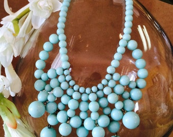 Fun vintage necklace