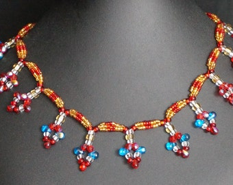 Devi Bead Necklace #010