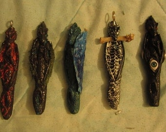 Dragon Pendents