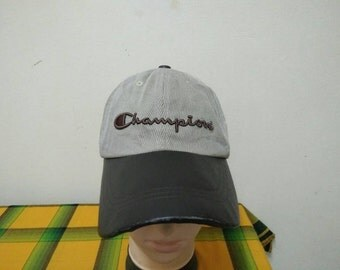 Rare vintage CHAMPIONS cap hat one size fit all