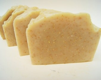 Goat Milk Soap with Oatmeal, handmade soap, australian soap, cocoa butter soap, shae scentials