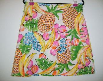 Fruit Salad Skirt Size 12