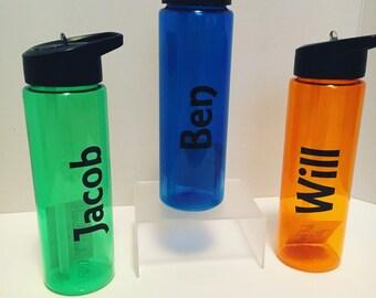 Personalized/Custom Water Bottles