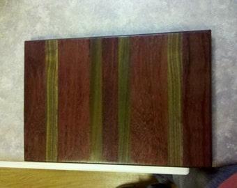 2 wood cheese board