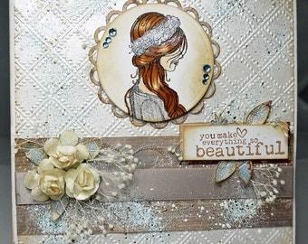 Beautiful Handmade Card