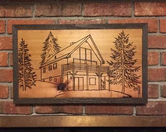Custom House Engraving
