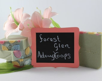 Handmade 'Forest Glen' Organic Soap
