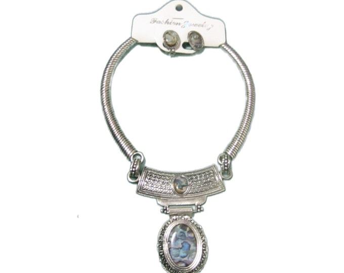 Antique Style Necklace Set