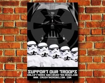 Star Wars Poster - #0457