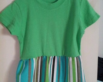 T-Shirt Dress,  Size 4