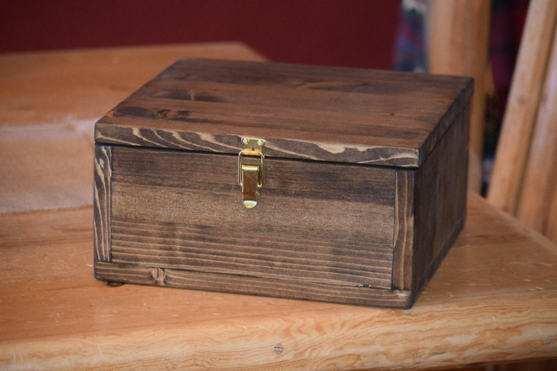 medium keepsake box memory box baby memory box anniversary. Black Bedroom Furniture Sets. Home Design Ideas