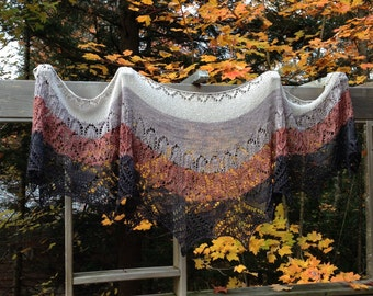 Mina  Beaded Shawl