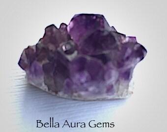 Amethyst Druzy Cluster -  Amethyst Crystal