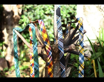 Neckwear square tips