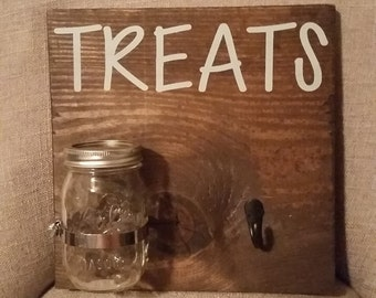 Dog Treat Wall Decor