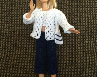 Barbie doll pants outfit