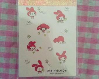 Sanrio My Melody mini memo pad Kawaii