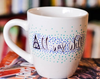All Was Well Literary Mugs