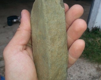 Ancient Native American Uniface knife blade/Spear Head