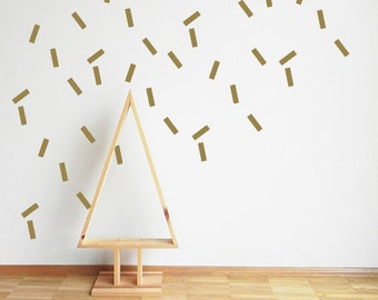 Sprinkels wall stickers - Various Colours -  Wall stickers - Confetti