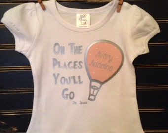 Personalized Oh the Places You'll Go