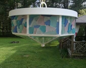 UFO Hanging Lantern