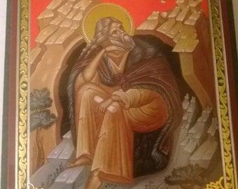 Icon of the Holy Prophet Elijah Икона Святого Пророка Илии