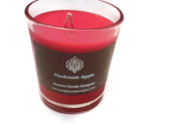 McIntosh Apple Scented Candle in Classic Tumbler