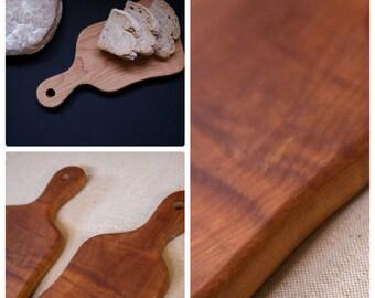 Curly Maple Wood Cutting Board