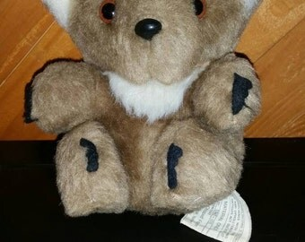 Vintage Toyland Koala plush bear made in Israel 1969