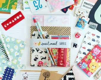 Snail Mail Surprise! Stationery Kit