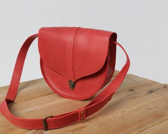 Crossbody bag purse, leather crossbody bag, small leather bag, women leather bag, leather handbag, small shoulder bag, leather shoulder bag