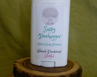 Blissful Natural Deodorant