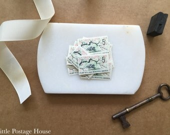 Plant for a More Beautiful America Stamps | 10 Unused Vintage Postage Stamps | 5 Cents
