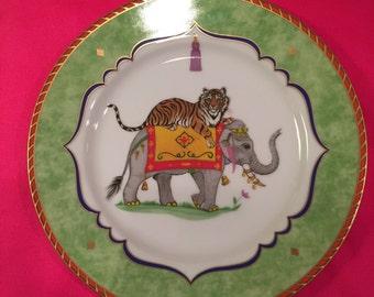 4 Lynn Chase Salad plates