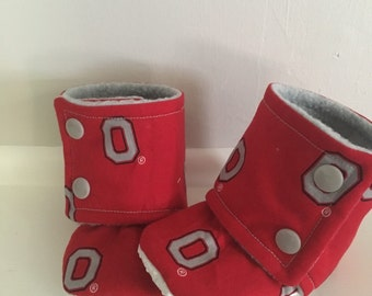 OSU Booties and Slippers