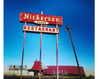 Nickerson Farms Restaurant by Dan Bell
