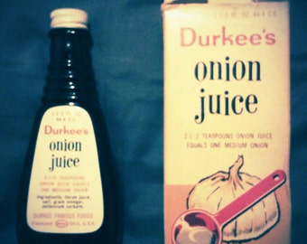 Durkee's Onion Juice Extract