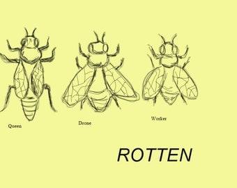 ROTTEN SHIRT