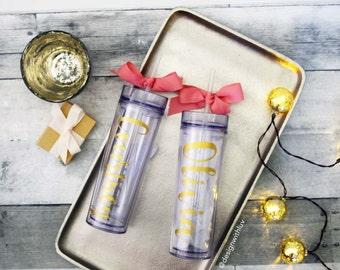Sorority Gift, Sorority tumbler, Big Little Sorority Gift, Greek Gift, Christmas Gift, christmas tumbler, college tumbler. greek tumbler