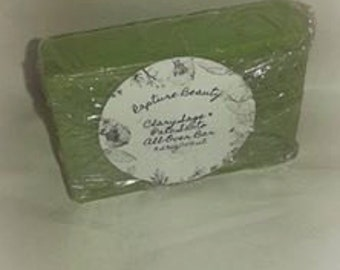 Clary Sage All-Over Soap