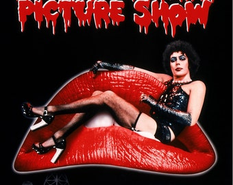 Rocky Horror PictureShow - Poster