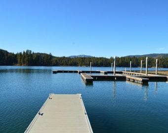Lake Britton Docks